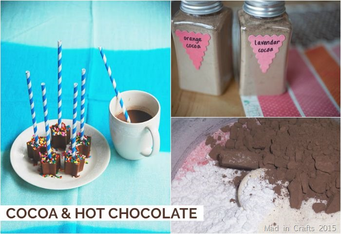 COCOA & HOT CHOCOLATE