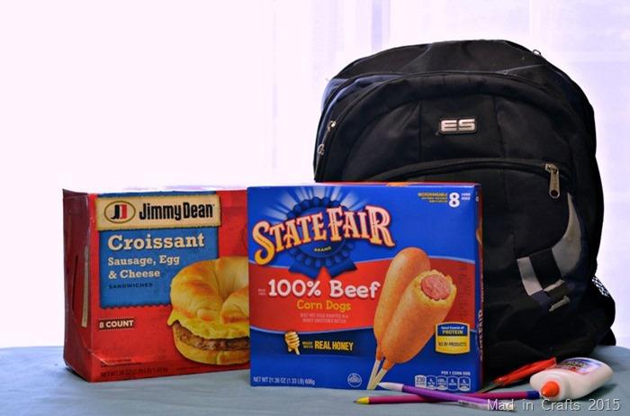 Quick School Day Breakfast