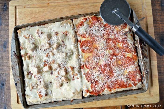 Bertolli Sauce Pizzas