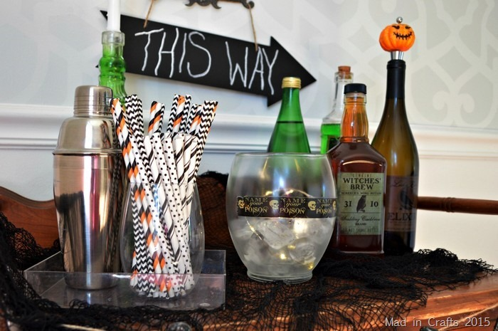 bar for halloween