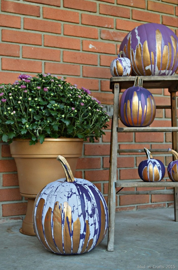 drip pumpkins