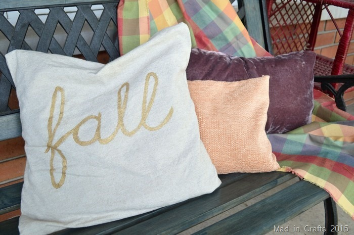 outdoor fall pillows