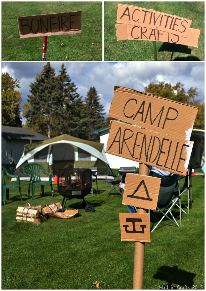 Camp Signs