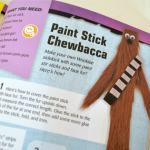 CRAFTY BOOK REVIEW: STAR WARS MANIA
