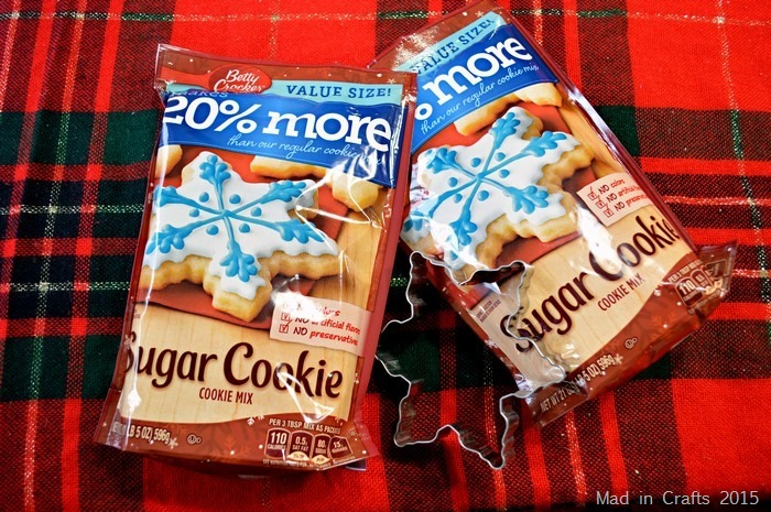 Betty Crocker Sugar Cookie