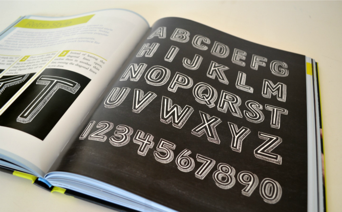 CRAFTY BOOK REVIEW: THE COMPLETE BOOK OF CHALK LETTERING
