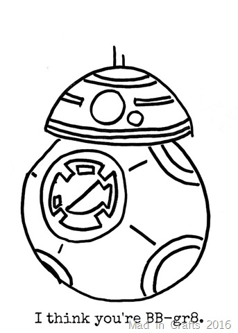 how to draw bb8 cute