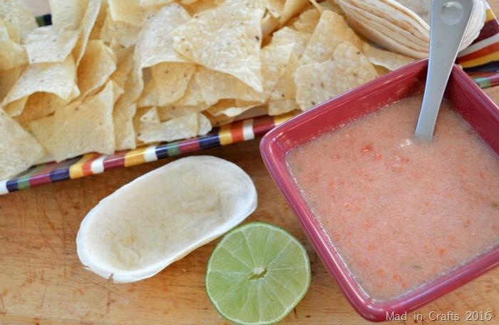 El Paso Tortilla Bowls