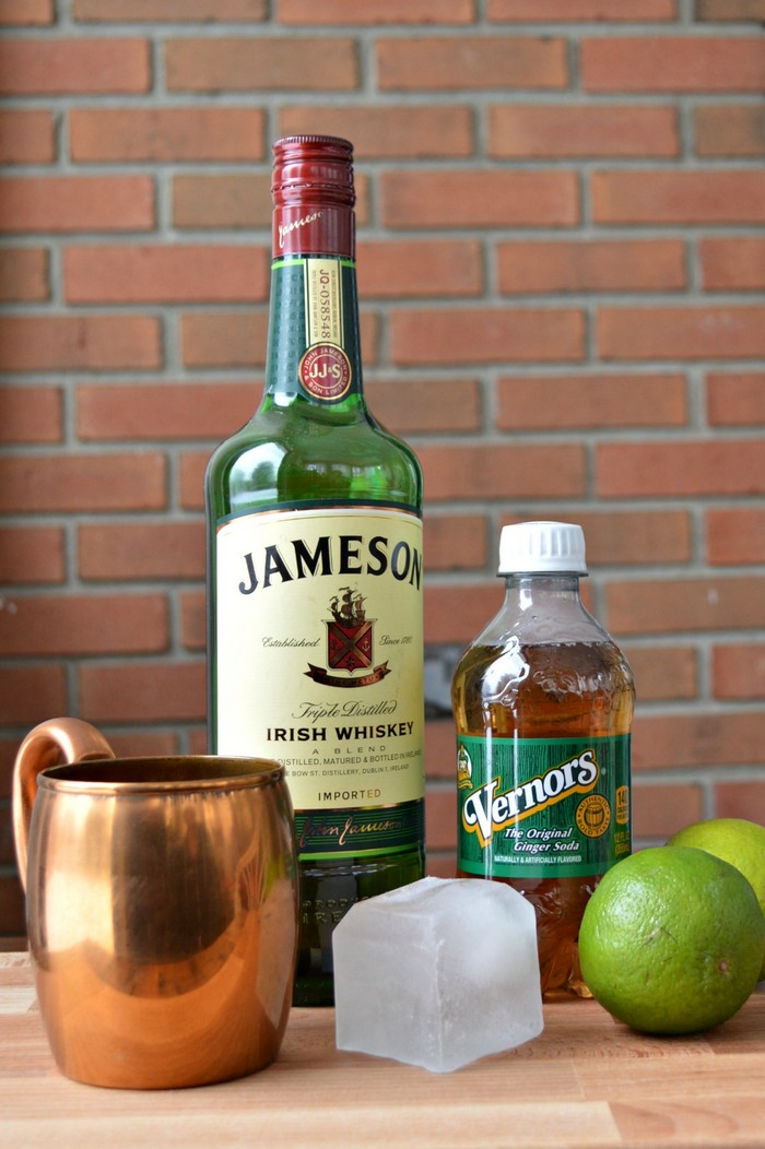 Irish Mule ingredients
