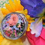 DIY Flower Compact