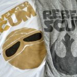 DIY STAR WARS TEES