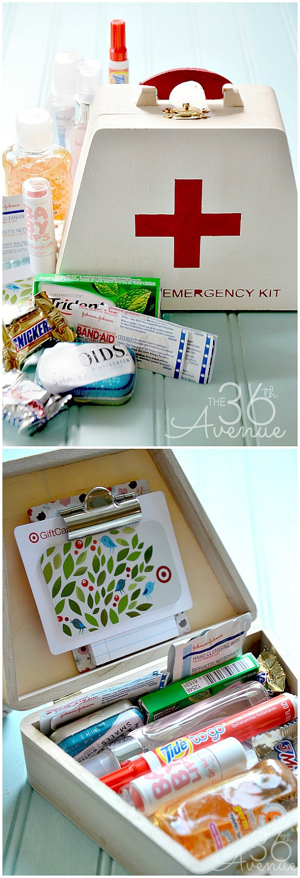 20 practical teacher appreciation gifts mad in crafts emergency kit gift idea solutioingenieria Gallery