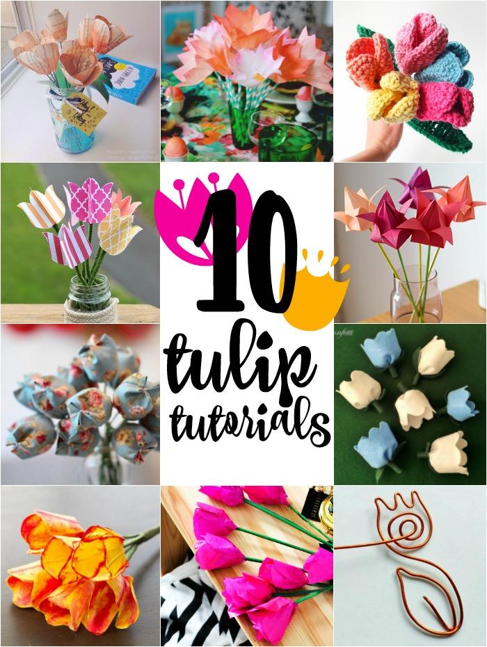 10 Tulip Tutorials