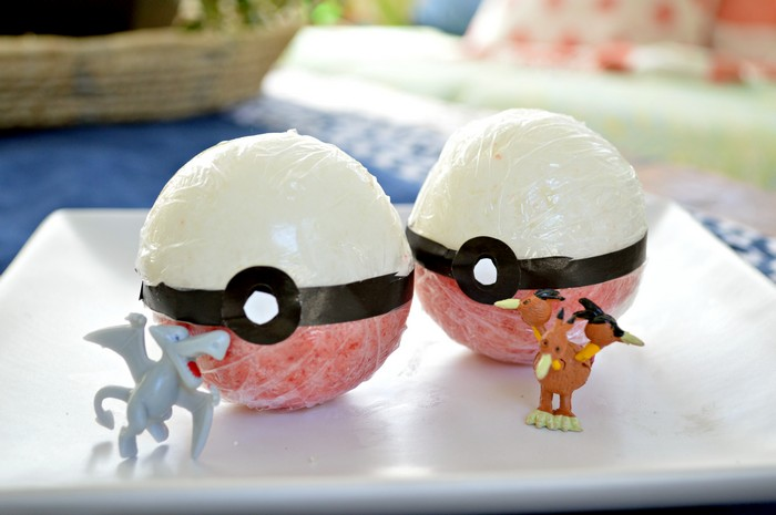 DIY Pokemon Bath Bombs