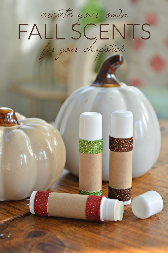 How Create Your Own Scents for Your Chapstick