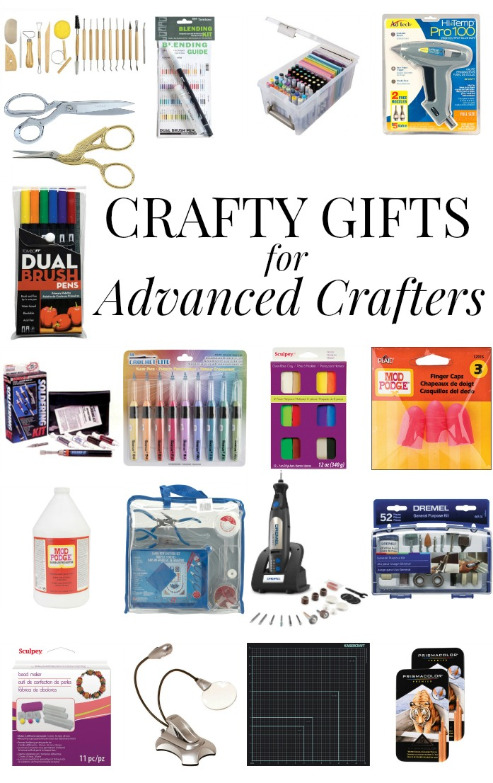 MY FAVORITE CRAFT SUPPLIES OF 2017 – GIFT GUIDE