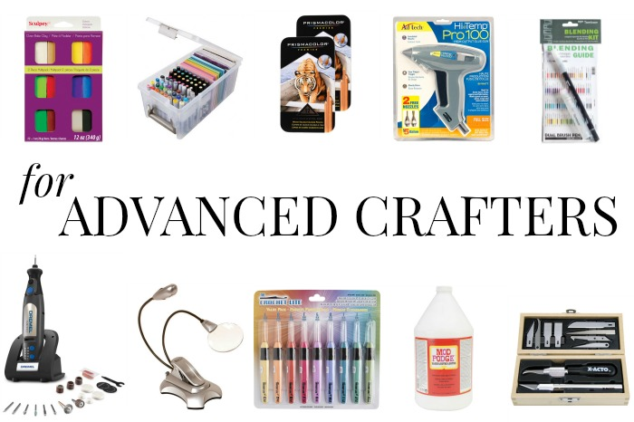 GIFT GUIDE: CRAFTY GIFTS FOR ADVANCED CRAFTERS