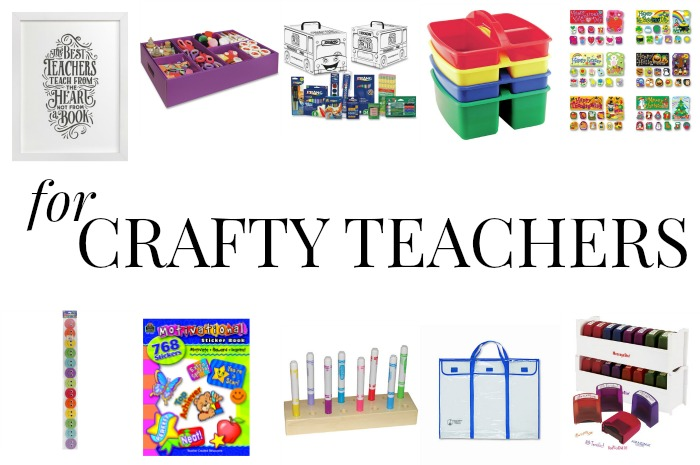 GIFT GUIDE: CRAFTY GIFTS FOR CRAFTY TEACHERS
