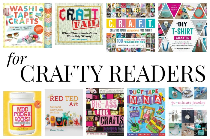 GIFT GUIDE: CRAFTY GIFTS FOR CRAFTY READERS