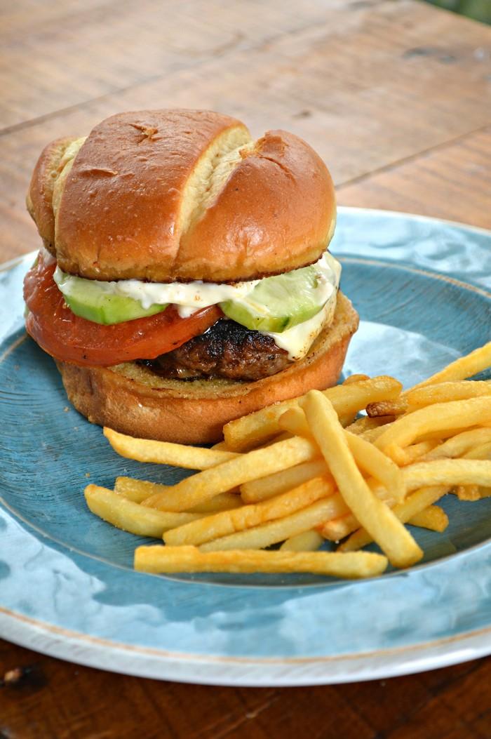 sausage-smash-burger