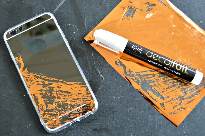Decofoil Phone Case
