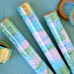 DIY COLORFUL MERMAID BATH SALTS
