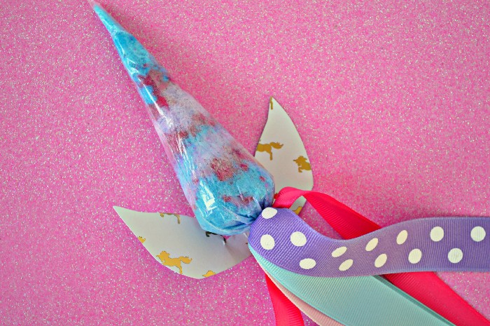 UNICORN HORN BATH SOAK FAVORS