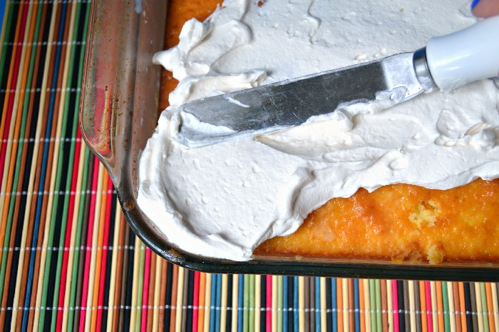 THE EASIEST TRES LECHES CAKE