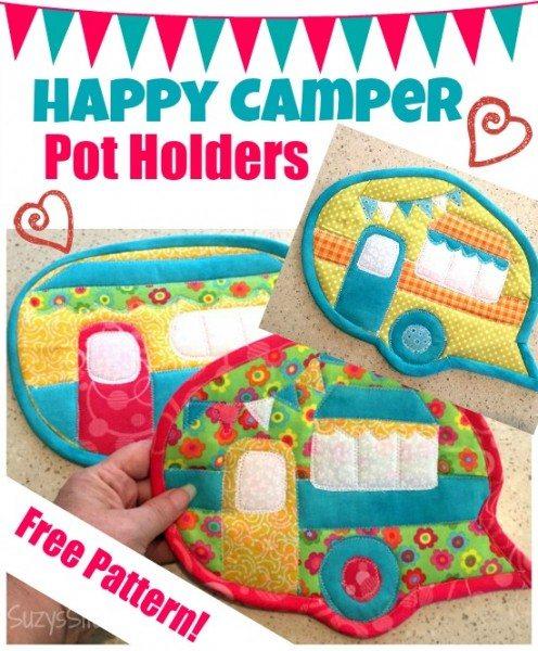 16 Best Images About Mad Camping On Pinterest: 16 VINTAGE CAMPER CRAFTS