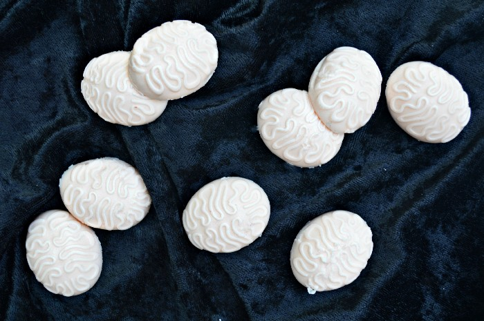 JELLIED BRAINS JELLY SOAPS FOR HALLOWEEN