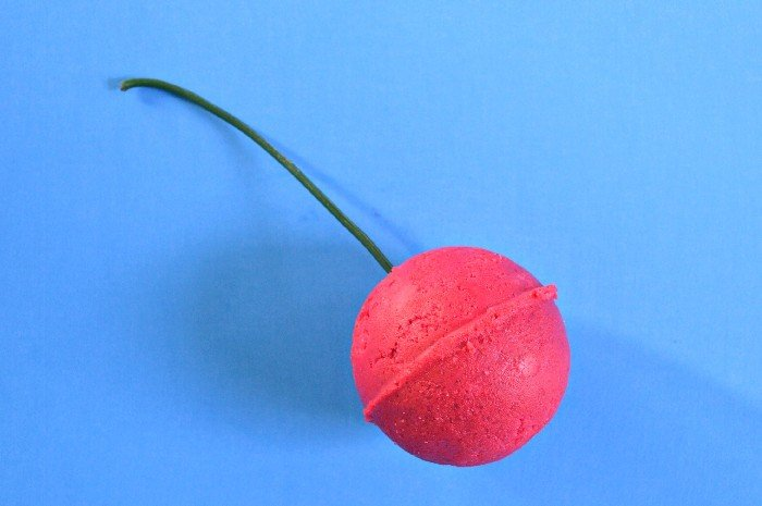 CHERRY PIE BATH BOMB – HOSTESS GIFT IDEA