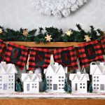 BUFFALO CHECK MASON JAR BUNTING