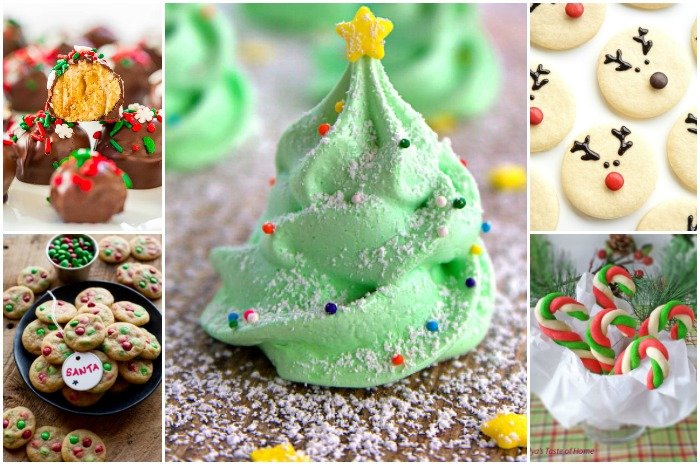 50 CHRISTMAS COOKIE RECIPES FOR YOUR COOKIE SWAP