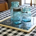 DOLLAR STORE MARBLED RESIN TRAY