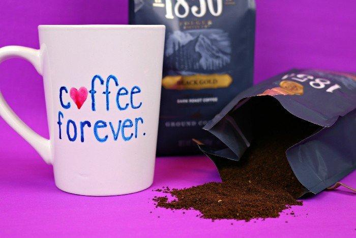 MOTHER'S DAY COFFEE MUG GIFT