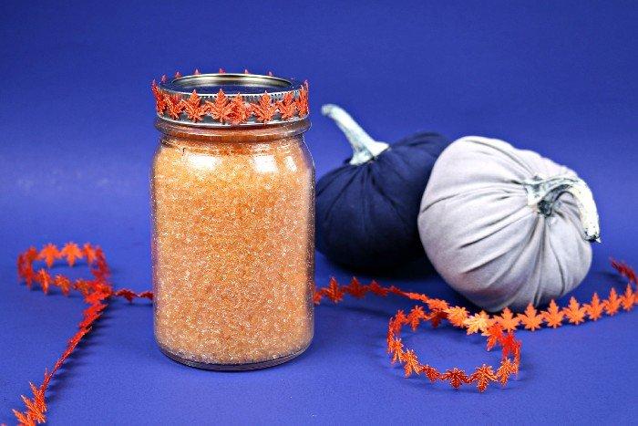 PUMPKIN SPICE EPSOM SALTS