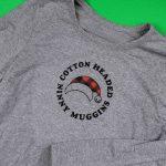 DIY COTTON HEADED NINNY MUGGINS SHIRT