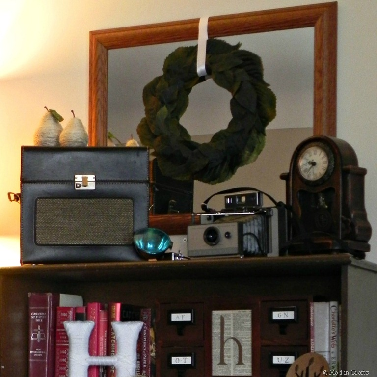 A Picture Perfect Mantle