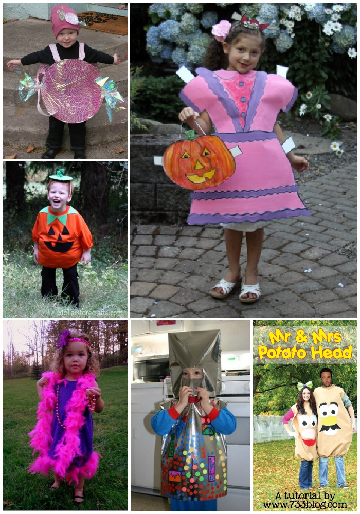 Last Minute Halloween Idea Round-Up