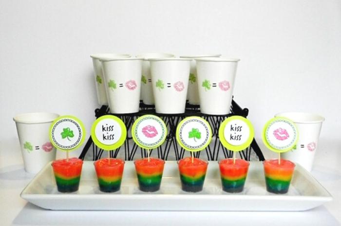 Kiss Me, I'm Irish Party Decorations