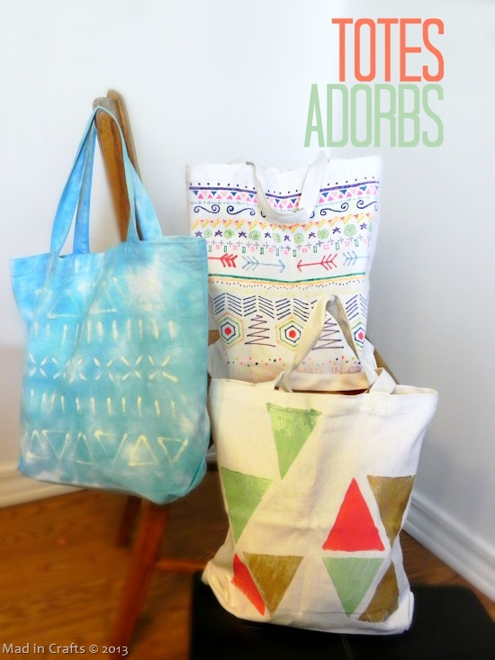 Diy Tote Bags 3 Ways Thumb1