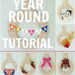 Year-Round Wreath LIVE Tutorial