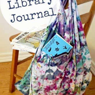 Child's Library Book Journal