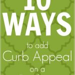 Curb Appeal is Worth the Work!