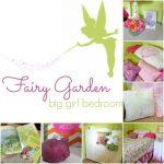Fairy Garden Big Girl Bedroom