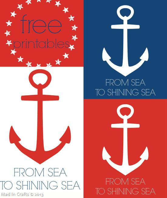 Free Patriotic Printables