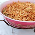 Casserole Comfort Week: Classic Green Bean Casserole