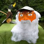 "Duck Tape Dynasty ""Hey Jack"" o' Lantern #StickOrTreat"