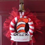 Homemade Dr. Seuss Party Decorations
