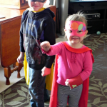 Superhero Party Activities